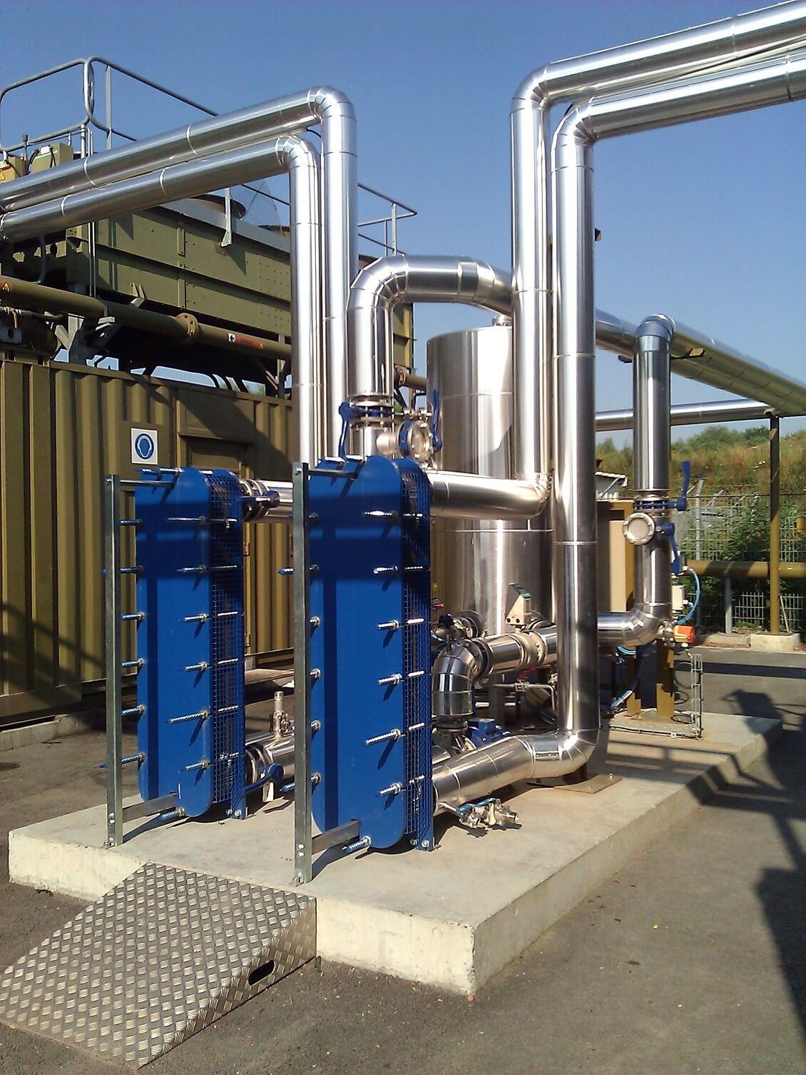 colonne de distillation