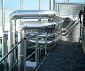 Corrosion échangeur génie climatique