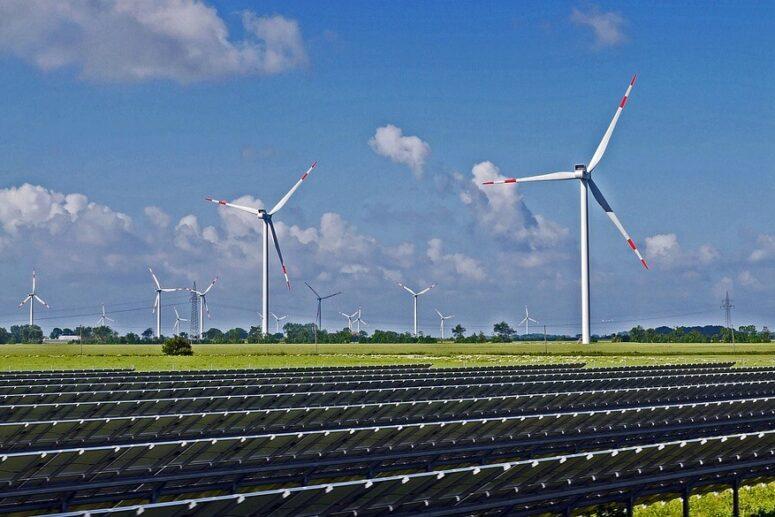 Energie renouvelable et échangeur environnement