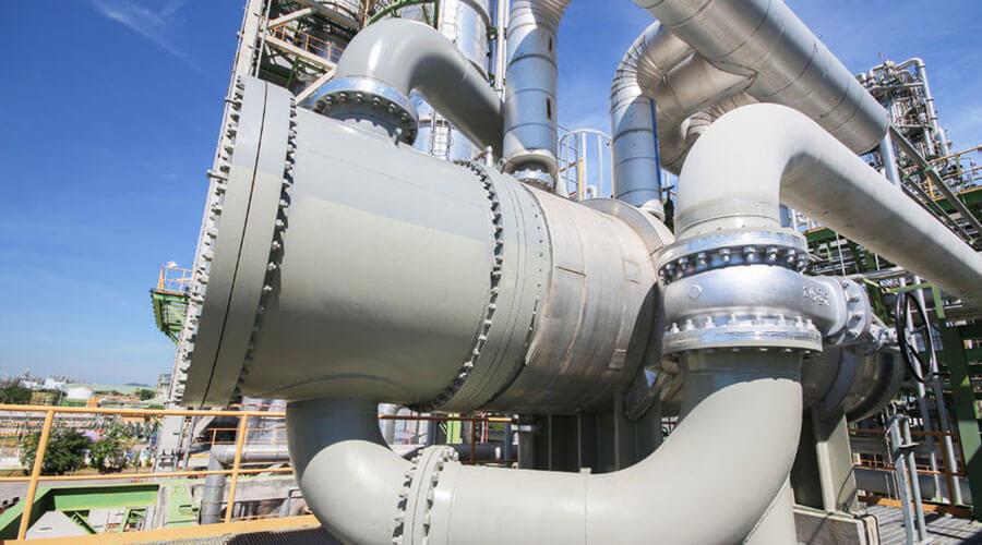 échangeur de chaleur industriel