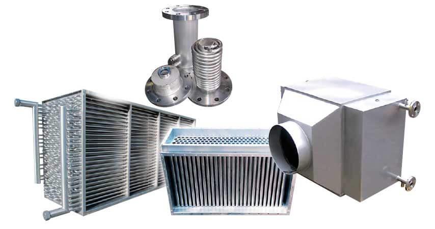 échangeur thermique air eau