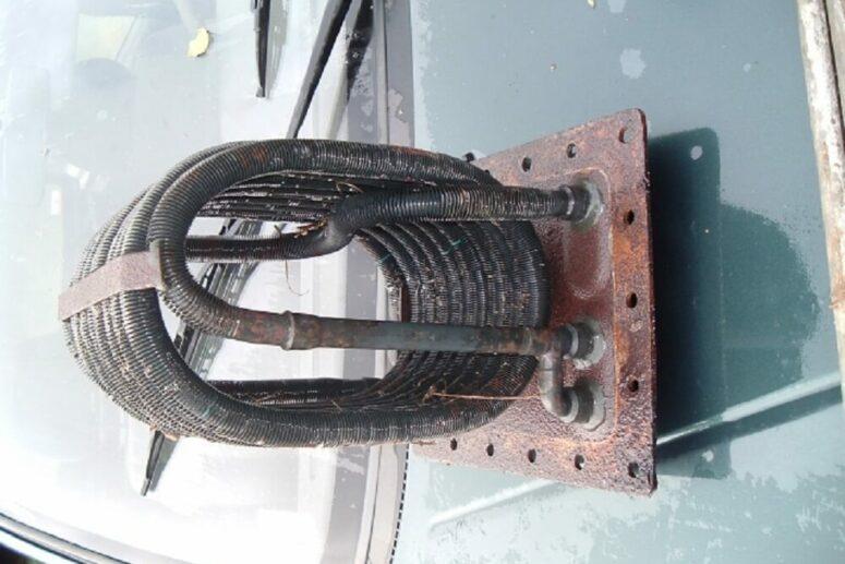 échangeur thermique serpentin