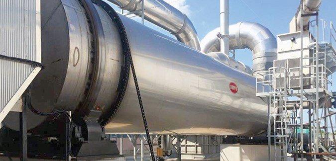 Echangeur industrie lourde et récupération d'énergie