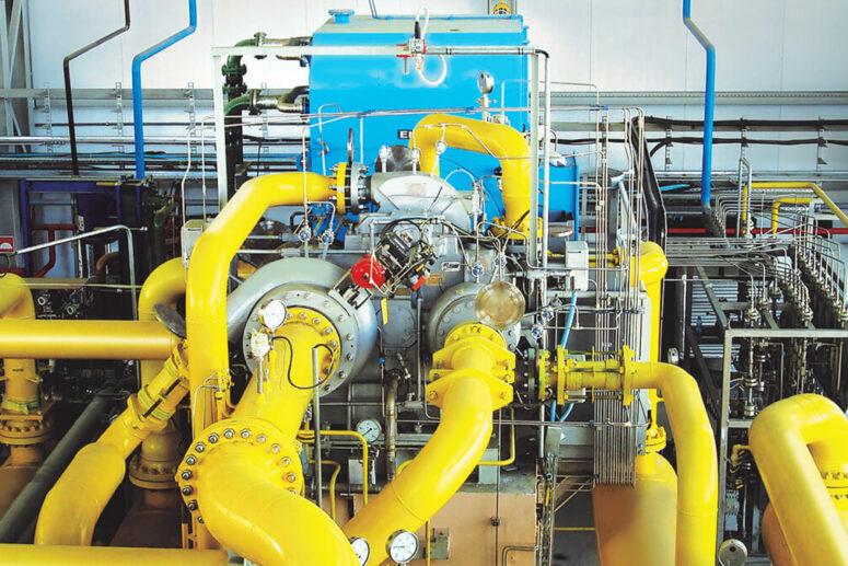 échangeur oil et gaz tubulaire